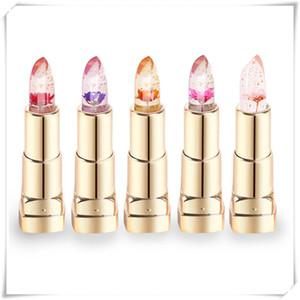 Lipstick Original Flower Care Temperature Color Change Moisturizer Lipstick Jelly Lip Balm waterproof nude lip gloss makeup cosmetics party