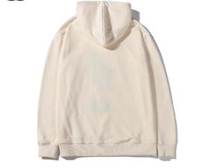 2020 высокого качества головы вышивка тигр мужские и женские водолазки хип-хоп рубашка толстовка работает пуловеры спортивной моды Streetwear толстовку