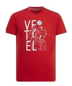 F1 Formula One corridas de manga curta T-shirt 2019 esporte e lazer em torno do pescoço velocidade de corrida rendição