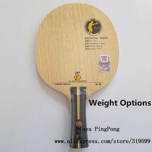RITC 729 V6 V6 Friendship V 6 Arylkohlenstoff OFF + Tischtennis Kohlenstoffblatt für PingPong Racket T191026