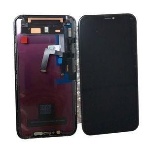 iphone 11 orijinal yüksek çözünürlüklü 6.1 inç ekran yedek siyah renk iyi kalite sonsuza dek OEM kaliteli Lcd ekran