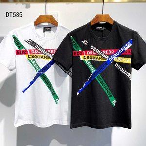 Pop 2020 New Original Design Mode Hommes et femmes T-shirt manches courtes en coton pur et T-shirts d'impression de la personnalité