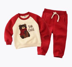 2020N QDJ1 оливковые дети спортивные костюмы отдыха для мальчиков 405475N с хорошим качеством