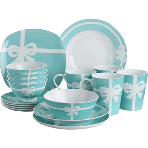 stile europeo piatto di ceramica da tavola imposta la casa piatti piatti di carne tazze personalizzate stoviglie all'ingrosso