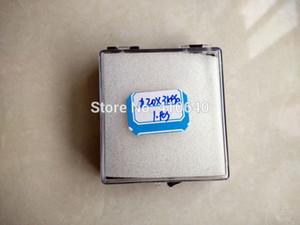 Durchmesser 25 mm K9 CO2-Laserreflexionsspiegelglasmaterial mit goldener Beschichtung für Lasergravur-Schneidemaschine