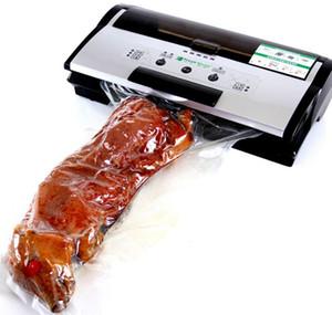 La mejor máquina selladora de vacío Automática Inflable Eléctrica Comercial Hogar Vacío de alimentos Embalaje Sellado Aparato de cocina LLFA