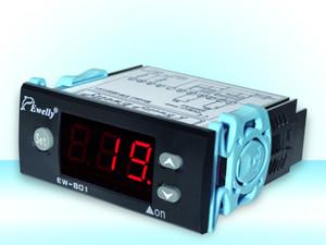 센서 220V EW-801AH 서모 디지털 태양열 온수기 온도 컨트롤러 차동 태양