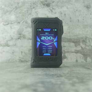 Geekvape 비호 보호용 실리콘 케이스 모 Vape 포드 키트 피부 텍스처 고무 슬리브 커버 착용감 Geekvape 에이지를 X-X