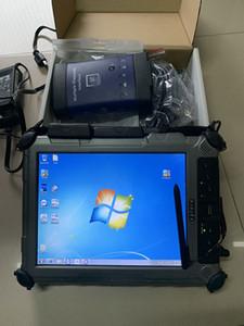 G-M MDI Kablosuz Wifi ve Software Otomatik Teşhis Aracı Ile Çoklu Arabirim OBD2 Tarayıcı Ile Xplore IX104 I7 4G ve 240 GB SSD