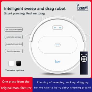 ObowAI 3000Pa sucção OB11 robô aspirador de pó remoto Auto carregamento do tanque inteligente Mapa de Navegação Com água E APP Use Em Carpet