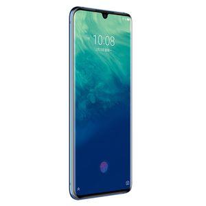 """ZTE original Axon 10 Pro 5G LTE téléphone portable 12Go RAM 256Go ROM Snapdragon 855 Octa base Android 6.47"""" Plein écran 48.0MP Face ID téléphone portable"""