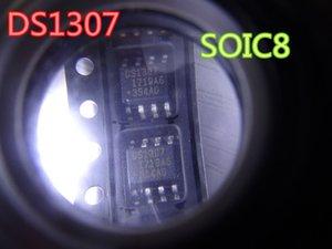 10pcs / lot yeni Entegre Devreler DS1307 SOIC8 Gerçek Zamanlı Saat IC stok ücretsiz kargo içinde