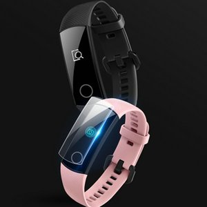 Watch screen protector Film for Huawei Honor Band 5 4 Running Band5 Band4 Film Soft Hydrogel Protective Film for Honor Band 5 4