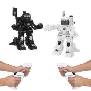 RC Battle Roboter Fernkörper Sense Control-intelligente elektrischer / RC Tiere Elektro-Fernbedienung Roboter intelligent educativo Electric