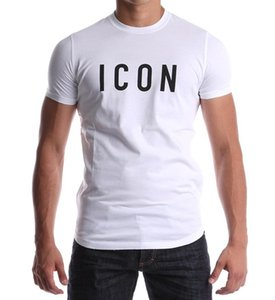 ZSMEYE ícone camiseta BALRED camisa de alta qualidade 100% algodão balr T-shirt De Luxo Redonda Fundo Longo Voltar Mangas curtas Tamanho Europeu s-xl