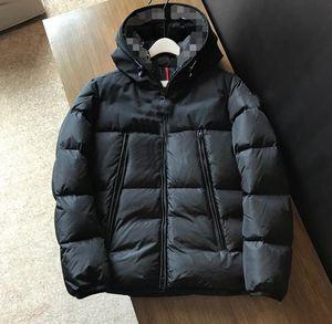 2020 New Men Casual Down Jacket Down Coats Mens Outdoor Warm Feather Man Winter Coat Outwear Jackets Parkas