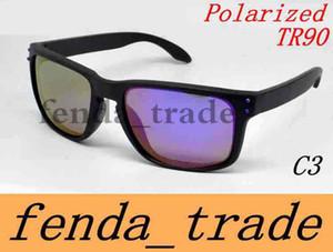 TR90 Picture Frame 2017 Новый Человек Женщины Бренд Солнцезащитные очки Дизайнер Дизайн Высокое Качество Поляризованные Льготы Солнцезащитные Очки Color11 Moq = 10
