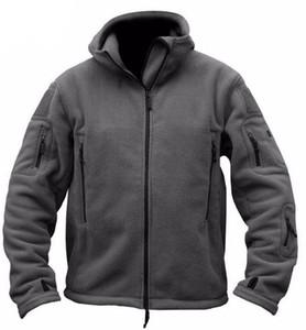새로운 군사 남자 양털 전술 재킷 야외 Polartec 도매 열 통기성 스포츠 하이킹 극지 재킷 높은 품질