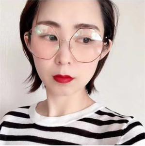 Marco de gafas de metal de múltiples formas para mujer de moda CE2134 55-19-140 para gafas graduadas con estuche de envío completo