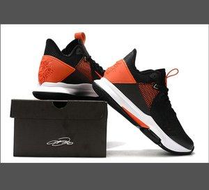 Hottest Venda Man Lebron Witness IV 4 EP James LBJ tênis de basquete roxo Athletic Trainers Ginásio Olímpico moda casual calçados esportivos