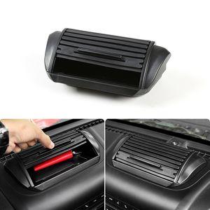 ABS nero Dash Board Storage Box decorazioni della copertura per il Jeep Wrangler JK 2012-2017 Accessori Interni Car