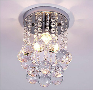 Modern lustre LED Crystal ball chandelier crystal lamp E27 26 Chandeliers Lighting Fixture Pendant Ceiling Lamp Crystal Lighting