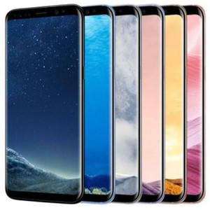 Original Samsung Galaxy S8 + Refurbished S8 plus G955F G955U 6,2 Zoll Octa-Core 4 GB RAM 64 GB ROM 3500mAh 4G LTE-Handy-frei DHL5pcs