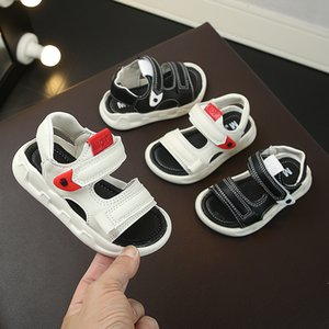 2020 Summer Boys Beach Shoes Sandals For Babies Leather Casual Shoes Breathable Toddlers Baby Sandals Children's Outwear