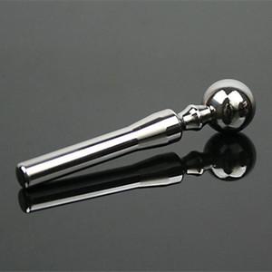 Dispositivos sexuales juguete masculino enchufe masturbación castidad sonido uretral estimulante pene pene adulto uretral producto metal castidad dilator nrflg