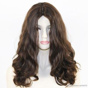 24 USA Pre pizzico vergine peruviana dei capelli umani 360 Frontal del merletto parrucche onda parrucca piena di simulazione dei capelli umani per le donne