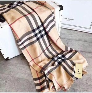 Top design dames de la marque foulard en soie douce super haute qualité Marque taille longue écharpe 180x70cm femmes 2018 automne écharpe coton chaud de Scarve