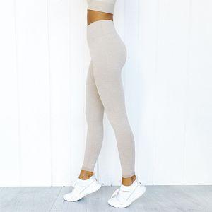 Ropa de yoga confortable femmes Stretchy sportswears Définit la taille Legging Activewear Fitness Course à pied Entraînement vêtements de yoga