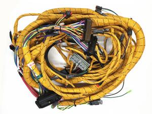 ¡Envío gratis rápido! Excavadora Cat 320D Arnés de cableado externo EFI -320D INYECCIÓN exterior línea de cable -cat 320D Cable exterior