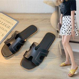 linea estiva A- di Ozhouzhan H traspirante Donne Outer Wear 2019 New Style respirabile dei sandali di modo respirabile freddo fredda Breathab