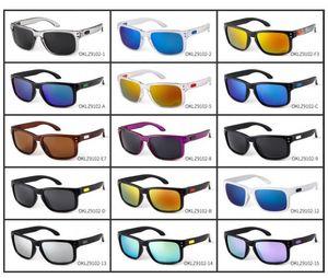 Лето новый человек поляризованный мужской цветной пленки солнцезащитные очки женщина велоспорт очки солнцезащитные очки мужчины дамы спортивные очки бесплатная доставка 10 шт.
