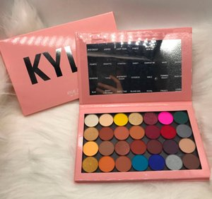Brand Kyshadow Paleta magnética de 28 colores con EMPTY LARGE PRO PALETTE: Party Time Love Potion Royal ROYAL EYESHADOW SINGLE And Slay fees hi