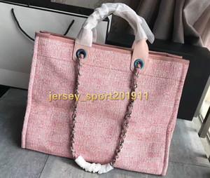 VANNOGG mundial gratuito 5A A66942 38 centímetros Maxi Shopping Bag, Lambskin Couro, Gold / Silver-Tone metal Hardware: Vem com saco de poeira, número de série, cartão