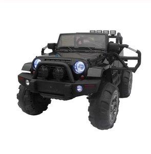 12 Дети Ride On автомобилей SUV MP3 RC дистанционного управления светодиодные фонари черный