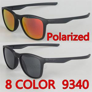 Herren Trillben Polarized TR90 Sonnenbrillen Radfahren Brillen Marke Männer Frauen Sonnenbrillen Outdoor Sport Laufen 9340 Sonnenbrillen 8 Farben Heißer
