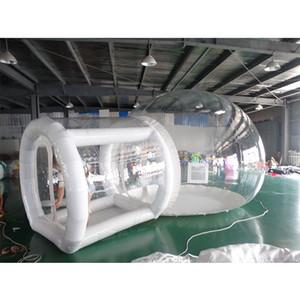 풍선 버블 텐트, 풍선 잔디 돔 하이킹 텐트 독일 풍선 텐트를 광고