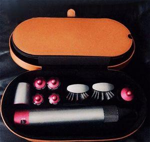 Top 8Heads calidad del bigudí de pelo de múltiples funciones de Estilismo Dispositivo automático de hierro que se encrespa para cabello normal con caja de regalo