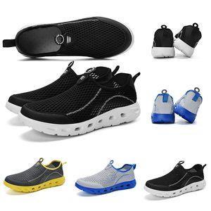 Fashion Designer donne degli uomini scivolare su scarpe estive traspirante Trampolieri formatori scarpe di marca scarpe da ginnastica di marca fatta in casa in Cina in esecuzione
