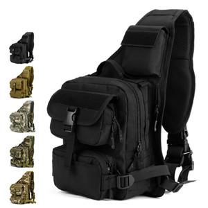 프로텍터 플러스 X209 남자 육군 전술 어깨 팩 군인 단일 어깨 가방 야외 승마 하이킹 가방