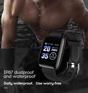 2019 Mowell Sport Smart watch 116 Plus لأجهزة Android ios الهواتف الذكية Bluetooth wristband PK DZ09 U8