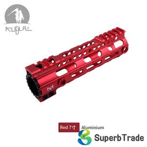 7 9 12 Float pollici MLOK Handguard gratuito Super Slim Ar 15 Handguard ferroviario MLOK Handguard ferroviario per M4 M16
