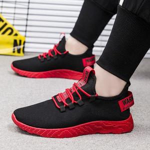 Мужские кроссовки Плюс Размер 39-44 Мужчины Повседневная обувь дышащая Gym Фитнес кроссовок 2019 Мужчины Летняя обувь TENIS Мужчина для