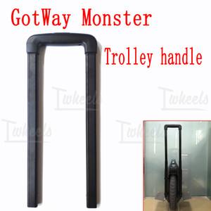Оригинальная ручка тележки монстра GotWay 22 дюймовая тяга EUC Gotway Monster spare parts
