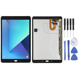 LCD Ekran ve Sayısallaştırıcı Tam Montaj Samsung Galaxy Tab için S3 9.7 T820 / T825