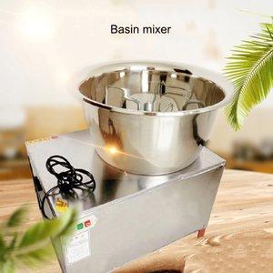 En acier inoxydable 1500 W Cuisine Cuisine Électrique Nourriture Stand Mixeur Oeuf Fouet Pâte Crème Mélangeur Appareil