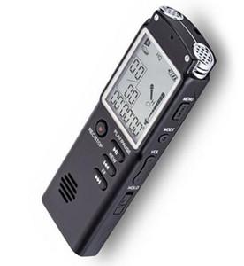 Enregistreur vocal numérique USB Professional 96 heures Dictaphone Enregistreur audio numérique Lecteur MP3 8GB 16GB 32GB